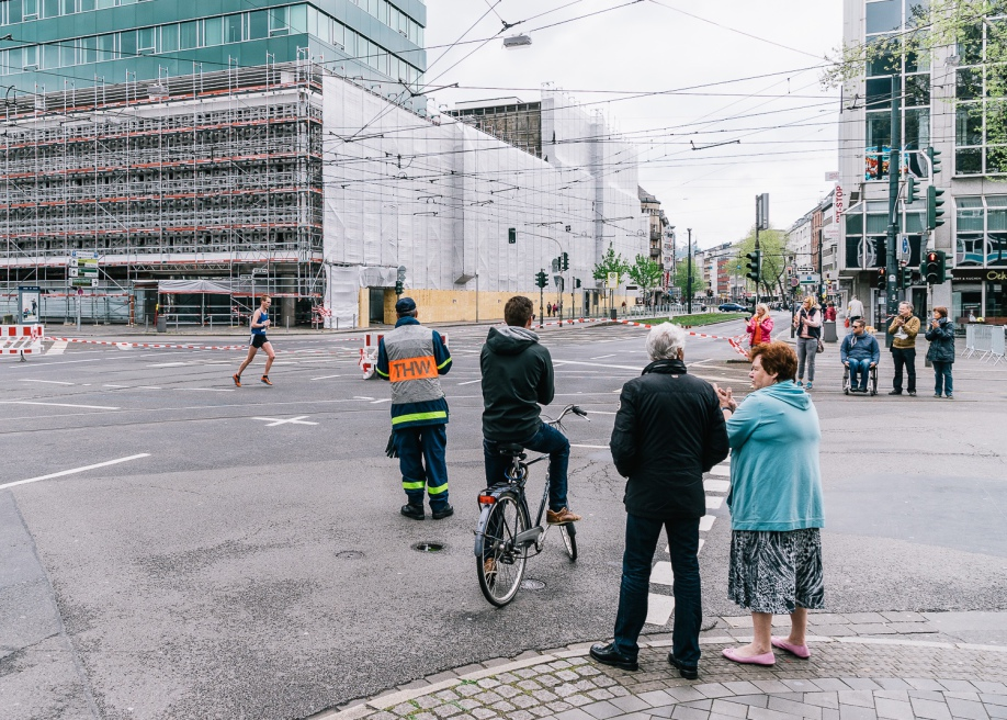 Metro Group Marathon Düsseldorf 2015 by Felix Gemein