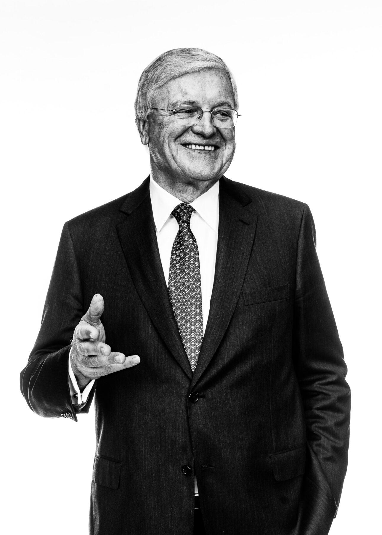 Werner Wenning - Bayer AG - FELIX GEMEIN - FOTOGRAF DÜSSELDORF