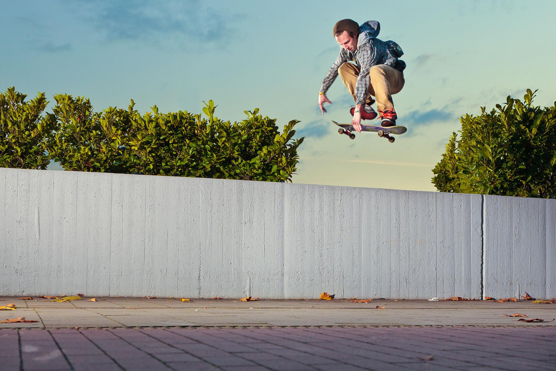 Action_Sport_Skateboard_Grap